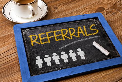 referral board