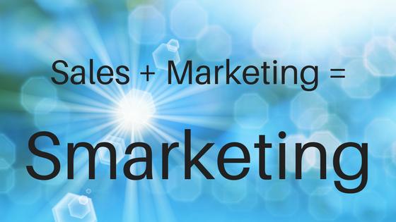 Sales + Marketing =